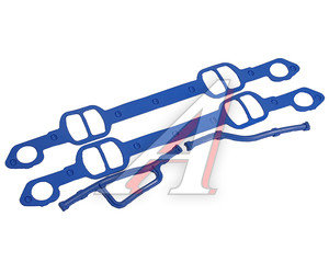 Прокладка ЗИЛ-130 коллектора впускного синий комплект АВТОПРОКЛАДКА 130-1008114/8215, 130-1008114-А