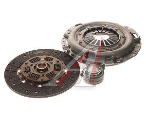 Сцепление KIA Sportage (-04) (2.0) комплект (225мм) VALEO PHC KIK-004, K016-16-460B/K011-16-410/K011-16-510