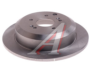 Диск тормозной HYUNDAI ix55 (07-) задний (1шт.) VALEO PHC R1064, 58411-3J000