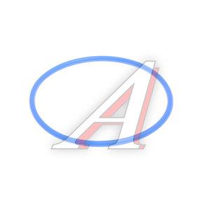 Прокладка КАМАЗ уплотнительная гильзы цилиндра нижняя синий силикон 740.1002024