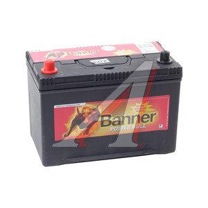 Аккумулятор BANNER Power Bull 100А/ч 6СТ100 P100 33, 83400