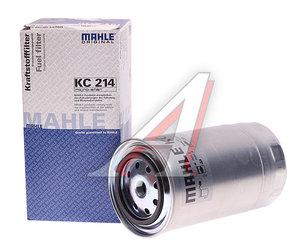 Фильтр топливный IVECO Stralis,EuroStar,Trakker грубой очистки (М16х1.5мм,со сливом) MAHLE KC214, 2992662