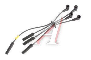 Провод высоковольтный ВАЗ-2105-07 инжектор комплект силикон SLON 21214-3707080-30, 21214-3707080-10