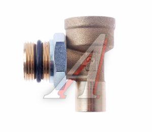 Соединитель трубки ПВХ,полиамид d=8мм (наружная резьба) М22х1.5 тройник латунь CAMOZZI 9412 8-M22X1.5-M22X1.5-S01