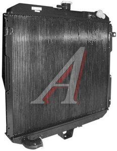 Радиатор ГАЗ-3310 Валдай медный 2-х рядный ОР 33104-1301010, 33104-1301010-30