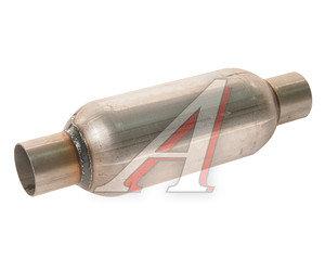 Искрогаситель универсальный L=300мм (внешн.d=90мм, внутр.d=45мм) FORTLUFT S45300AL
