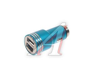 Устройство зарядное в прикуриватель 12-24V 2 USB Smart Charging WIIIX UCC-2-12 WIIIX
