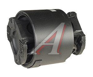Вал карданный КАМАЗ промежуточный (4 отверстия, торцевые шлицы) L=240мм (ОАО КАМАЗ) 65111-2202011-30