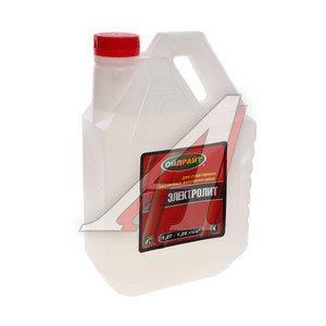 Электролит 1,27г/куб.см 5л OIL RIGHT OIL RIGHT, 5504