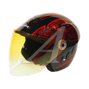Шлем мото (открытый) MICHIRU Grim Reaper MO 110 S, 4680329008138