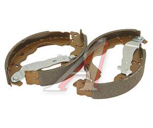 Колодки тормозные RENAULT Kangoo (07-) задние барабанные (4шт.) FENOX BP53009, 7701210109