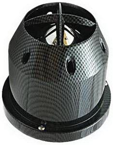 Фильтр воздушный PRO SPORT AERO карбон d=70 RS-00413