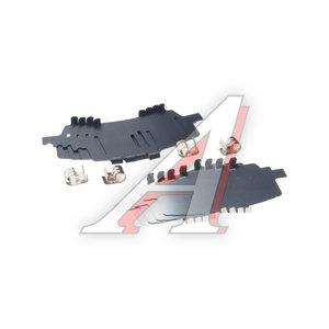 Пластина TOYOTA Camry,Rav 4 (05-) колодок тормозных задних комплект OE 04946-42030
