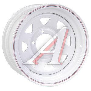 Диск колесный УАЗ R16 A17 White R-STEEL 5x139,7 ЕТ-3 D-110