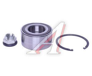 Подшипник ступицы RENAULT Duster (10-) передней комплект SNR R155.87, 713631110, 402107049R
