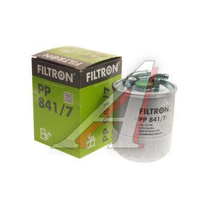 Фильтр топливный MERCEDES C,E,S,ML,GL,Sprinter (00-06) (OM646/OM642 CDI) FILTRON PP841/7, KL228/2D, A6460920701