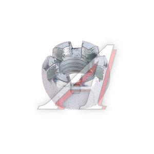 Гайка М10х1.5х8.4 корончатая DIN935