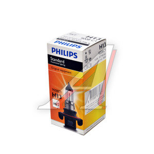 Лампа 12V H13 55W P26.4t PHILIPS 9008C1, P-9008