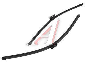 Щетка стеклоочистителя AUDI A5,S5 (07-) 600/500мм комплект Silencio Xtrm VALEO 574643, VM443, 8T1955425A