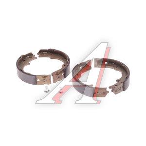 Колодки тормозные SUBARU Forester (04-07) стояночного тормоза (4шт.) LPR 08360, GS8479, K0777-YA010