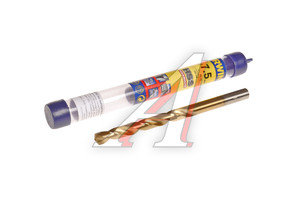 Сверло по металлу 7.5х109мм HSS Titanium IRWIN 10502594