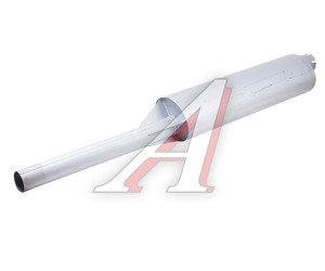 Глушитель МАЗ-544010,642290,651608 (верхний выхлоп, длинная труба) МВС 642290-1201010-001, 642290-1201010