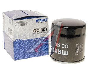 Фильтр масляный PEUGEOT 107 (05-) CITROEN C1 (05-) MAHLE OC601, 1109.AZ