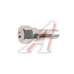 Ключ 6-гранный L=55мм для колесного крепежа ключ 21мм хром RACING RACING 6х21х55