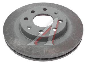 Диск тормозной CHEVROLET Aveo (03-) передний (1шт.) (D236) OE 96471274, DF4439
