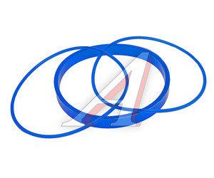 Кольцо ЯМЗ гильзы уплотнительное комплект силикон (3 поз./3 дет.) 236-1002023/24/40, 236-1002023