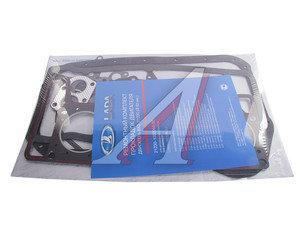 Прокладка двигателя ВАЗ-2123 d=82.0 полный комплект АвтоВАЗ 2123-1002064-86, 21230100206486, 2123-1002064