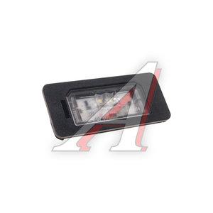 Фонарь освещения знака номерного BMW 1 (E87) левый/правый OE 63267193293