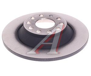 Диск тормозной AUDI A6 (05-) задний (1шт.) TRW DF4434, 4F0615601E