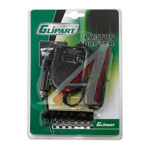 Адаптер питания для ноутбука универсальный выход 15-24V 80W GLIPART GT-33034