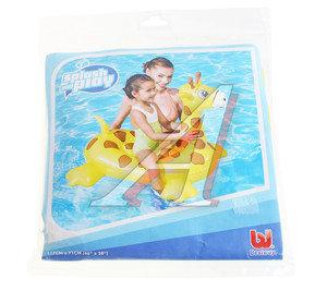 Игрушка надувная для плавания ЖИРАФ BESTWAY 41082, 267351