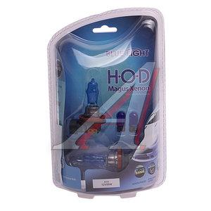 Лампа H11 12V 55W блистер 2шт. + W5W 2шт. SPECTRUM HOD SPECTRUM HOD H11