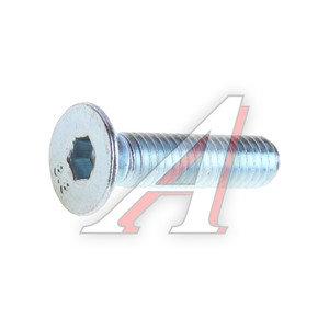 Винт М6х1.0х25 потай под шестигранник DIN7991