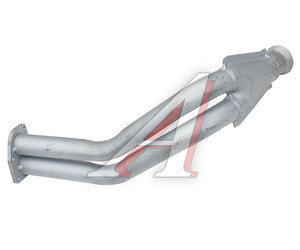 Труба приемная глушителя ВАЗ-2108-09 Баксан 2108-1203010