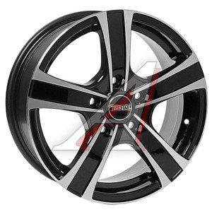 Диск колесный литой VW T5 R16 BD TECH Line 619 5x120 ЕТ46 D-65,1