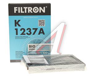 Фильтр воздушный салона VOLVO S60 (10-),S80 (06-),XC60 LAND ROVER Freelander 2 угольный FILTRON K1237A, LAK387, 31390880/LR019589