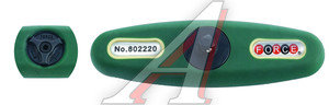 "Ключ трещотка 1/4"" 48 зубьев 110мм Т-образный FORCE F-802220, 802220"