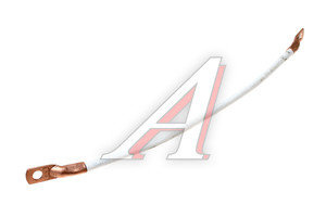 Провод АКБ соединительный перемычка L=450мм S=35мм наконечник-наконечник (медь) D=10мм ПВ103н-450 медь*