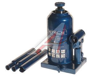 Домкрат бутылочный 6т 170-420мм 2-х плунжерный STELS 51117