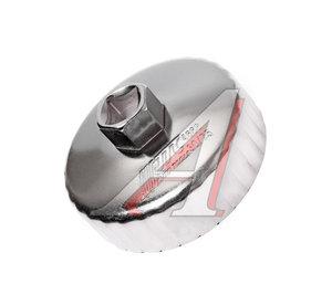 Съемник фильтров масляных 75мм 30-ти гранный чашка JTC JTC-4668