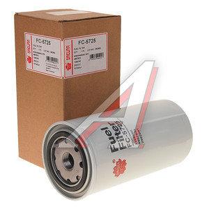 Фильтр топливный DAF IVECO КАМАЗ дв.CUMMINS EQB (высокая степень очистки) SAKURA FC5725, KC188/FF5421, 1399760/2992241/4897833/707363A1/711853A1