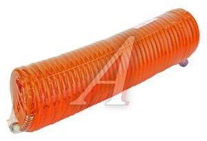 Шланг компрессора 10 метров 6мм спиральный SRB 10-6