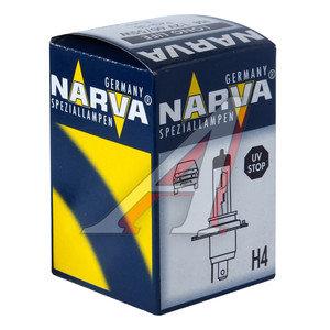 Лампа H4 12Vх60/55W (P43t-38) LONG LIFE NARVA 48889, N-48889LL