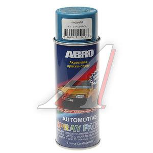 Краска пицунда аэрозоль 473мл ABRO 417 ABRO, Л0417,