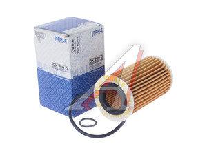 Фильтр масляный RENAULT MAHLE OX209D, 7701206705