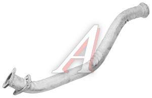 Труба приемная глушителя КРАЗ-250,6510 левая (длинная) АВТОКРАЗ 250-1203011-01